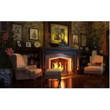 Камин – деталь уюта и тепла в доме