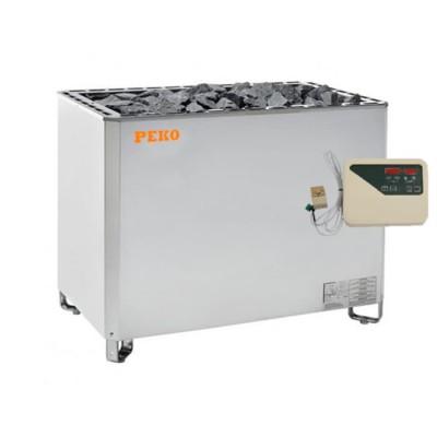Печь PEKO EHGF-210 хром с выносным пультом