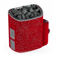 Электрическая печь  SAWO DRAGONFIRE, Scandifire 4,5 кВт
