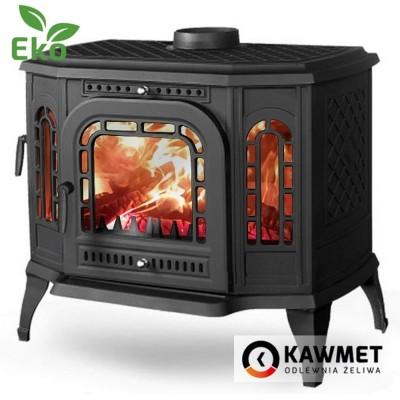 Печь отопительная KAWMET P7 10.5 кВт EKO, Камины KAWMET