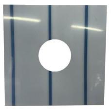 Экран из нержавеющей стали (теромозащита)